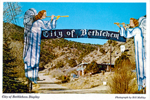The City of Bethlehem in Climax Canyon