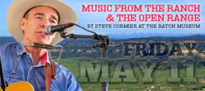 Music From the Ranch and the Open Range @ The Raton Museum
